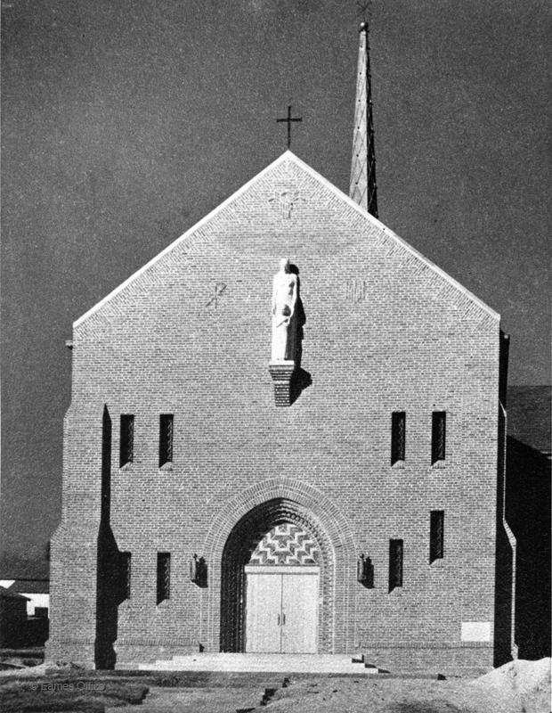 イームズが手掛けた教会
