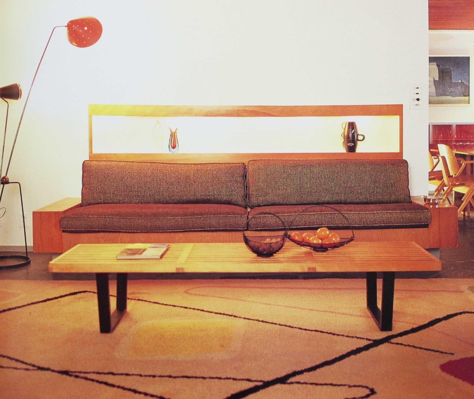 ネルソンベンチをテーブル