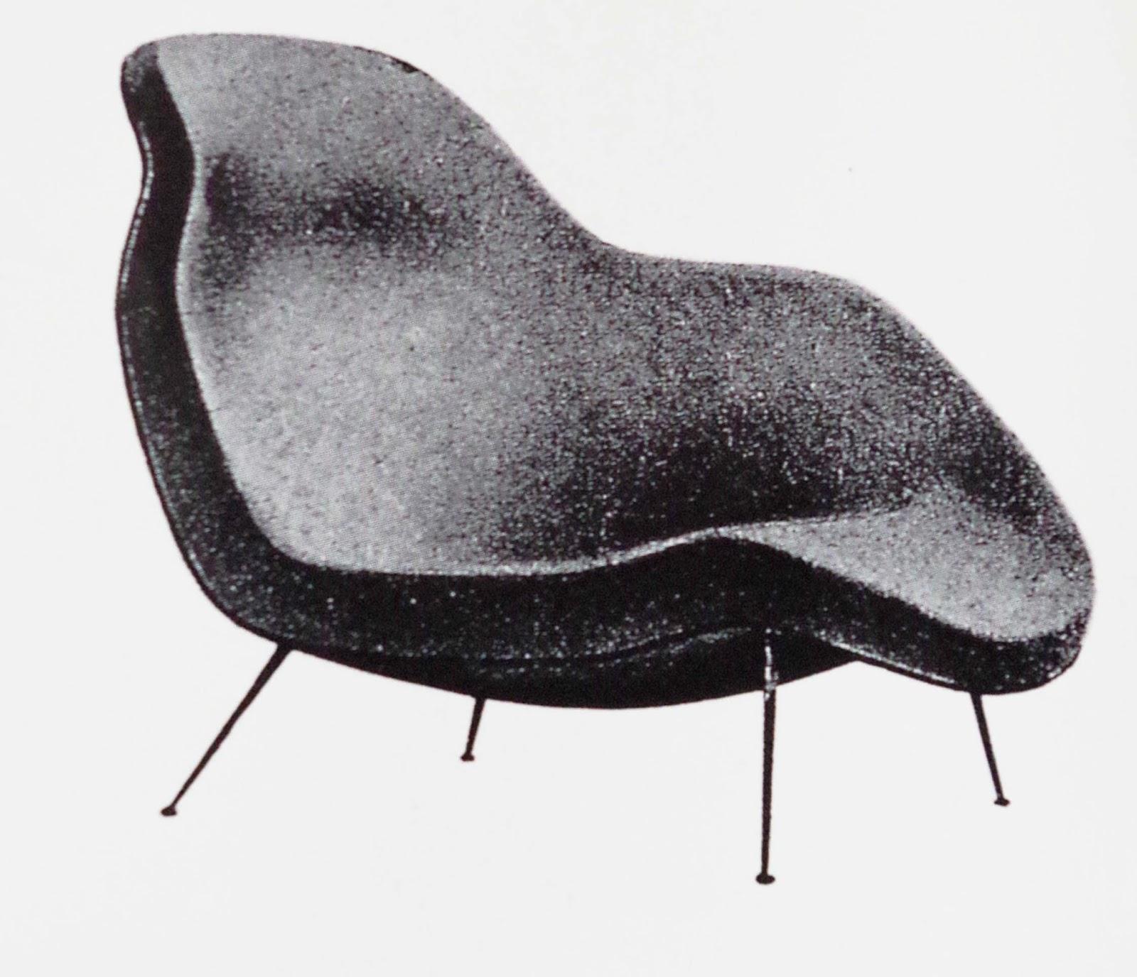 MOMAコンペのサーリネンとイームズの椅子