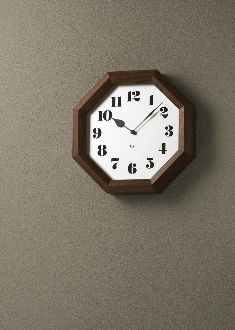 渡辺力 八角の時計