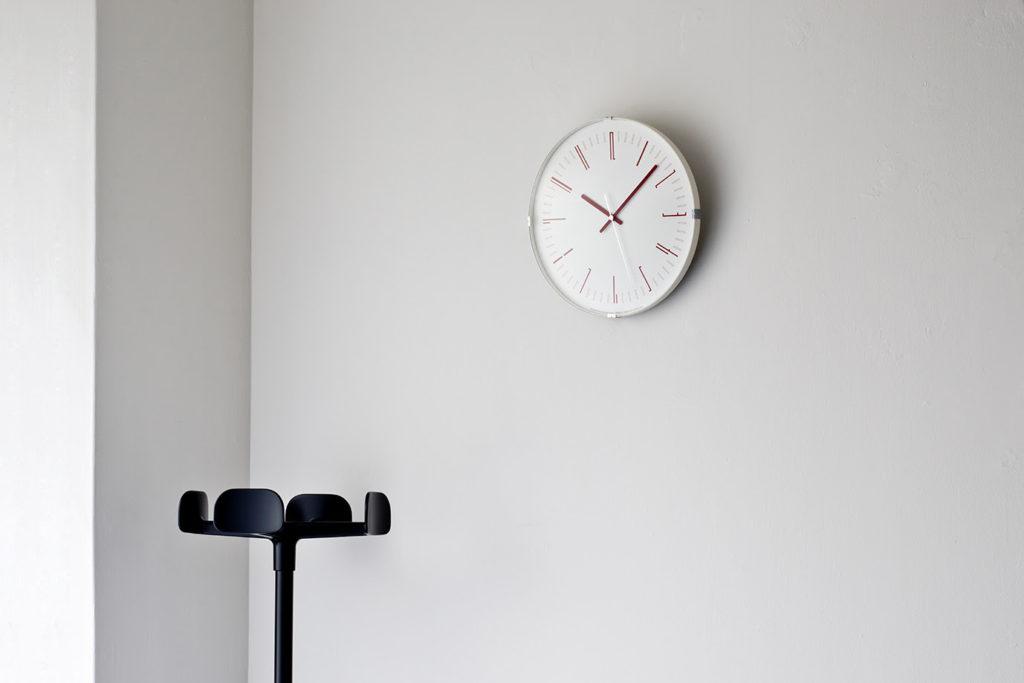 時計の光景