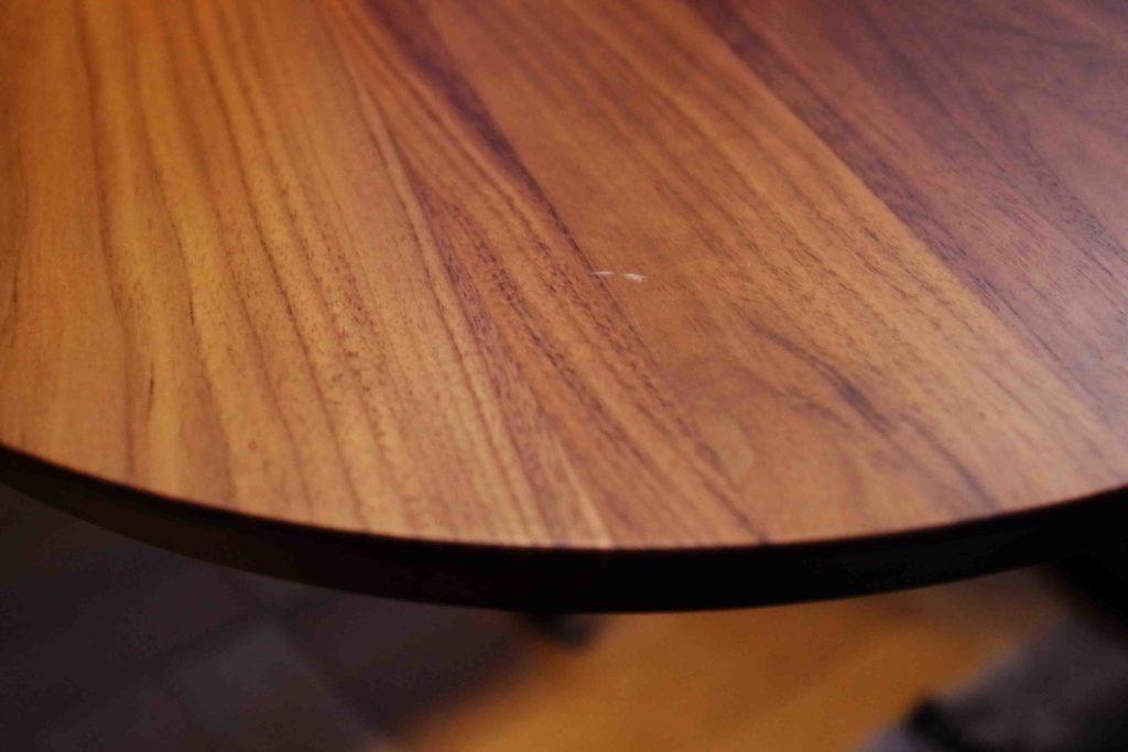木製家具の状態
