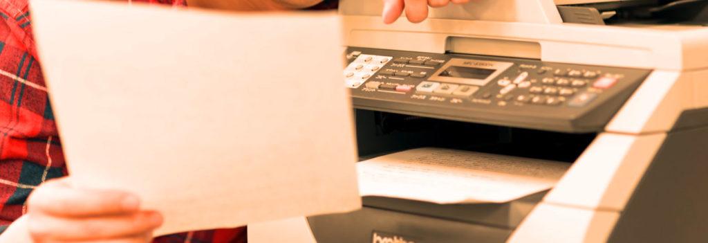 営業ファックス