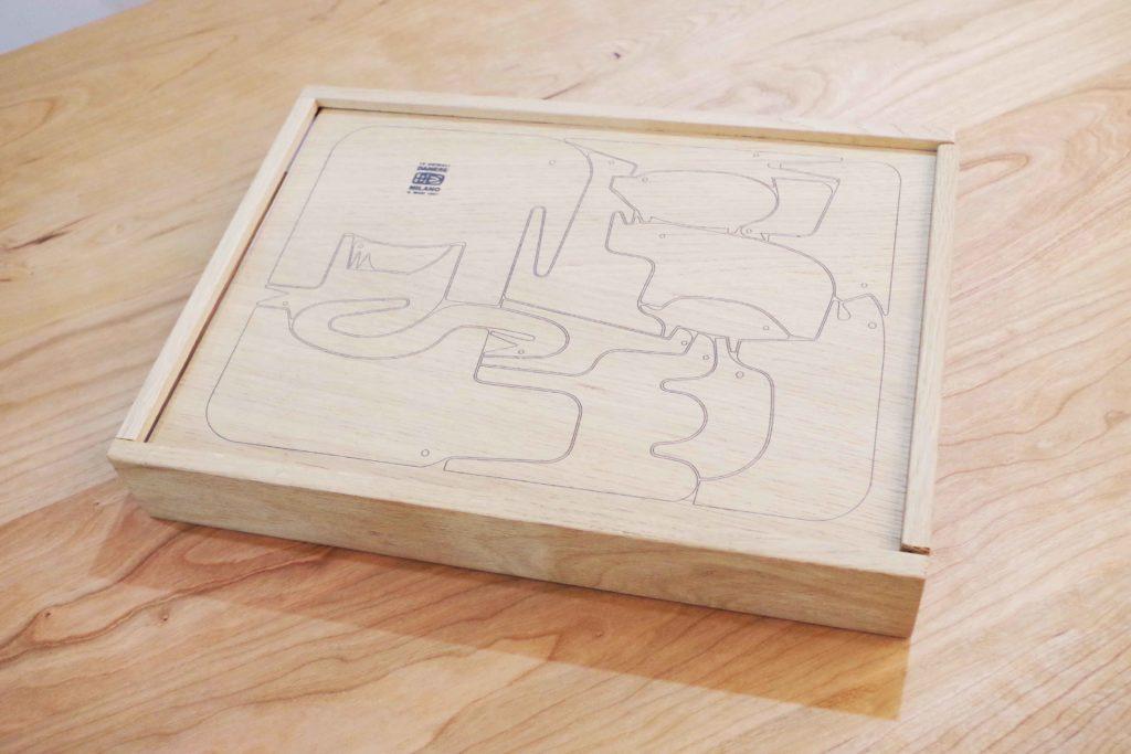 アニマリ木箱