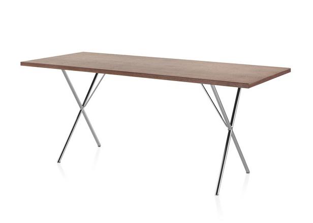 ネルソンエックスレッグテーブル