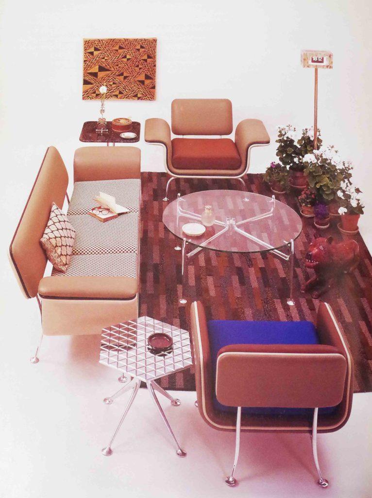 ジラードの家具