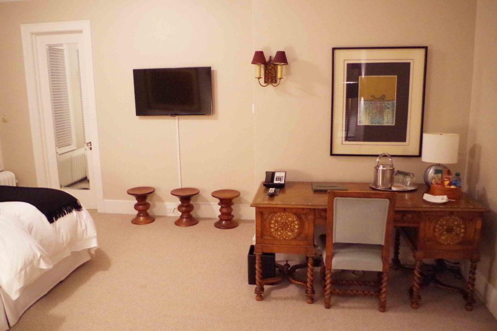 マリーゴールドロッジの部屋