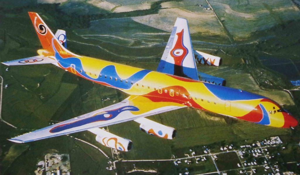 ブラニフ飛行機