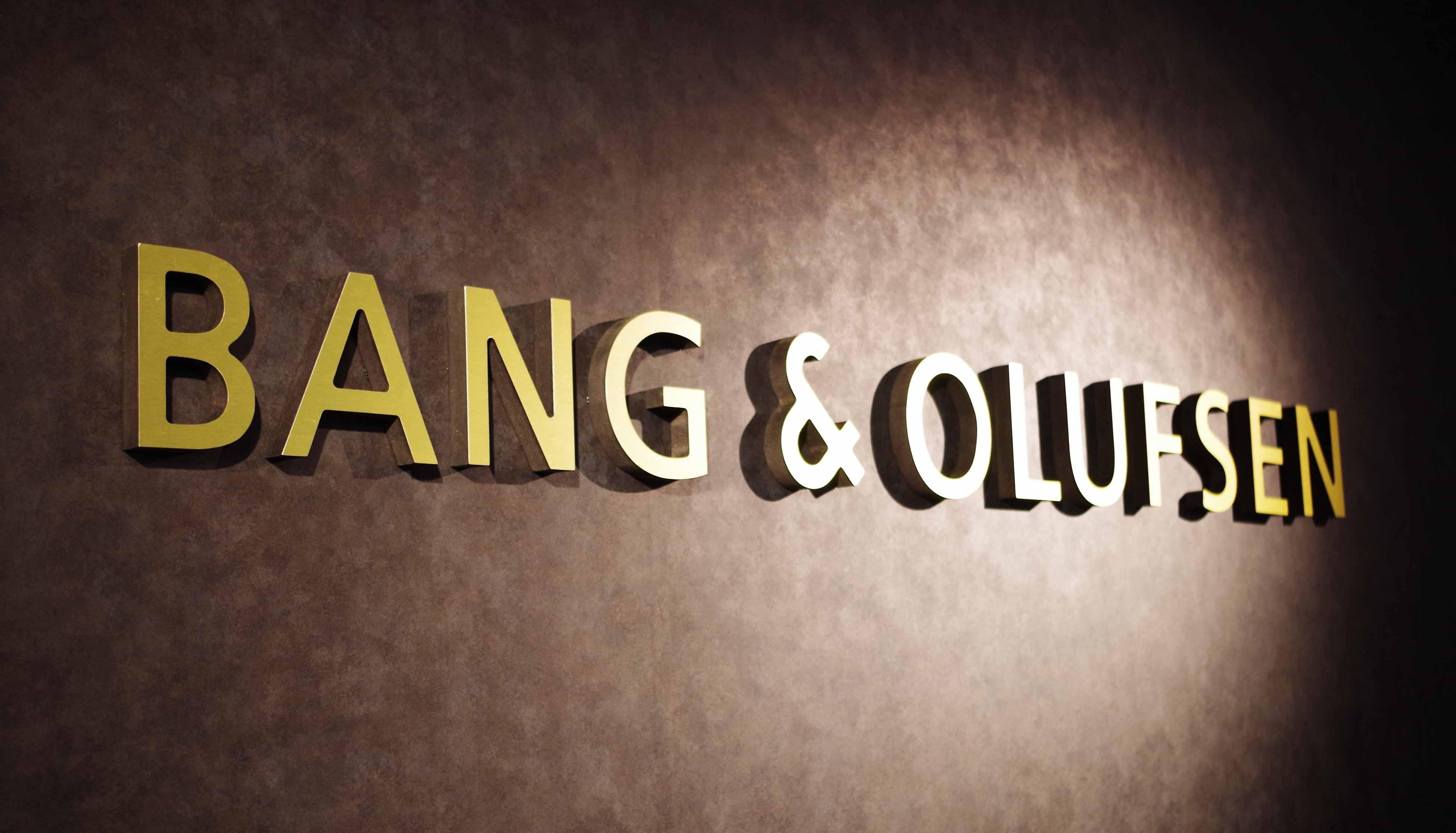 バングアンドオルフセンのロゴ