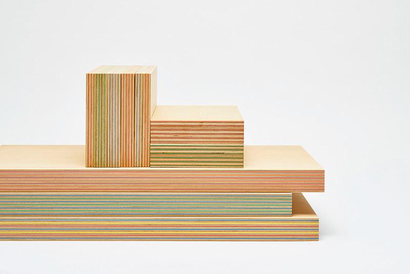 Paper-Wood CLOCK4