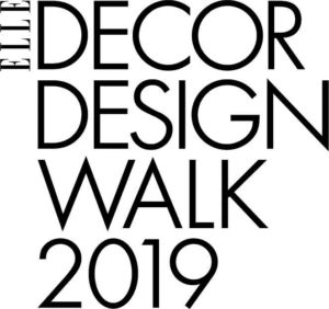 ELLE DECOR DESIGN WALK2019