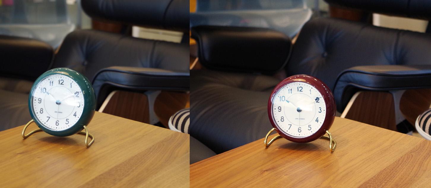時計の実物写真