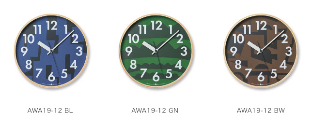 AWA CLOCK