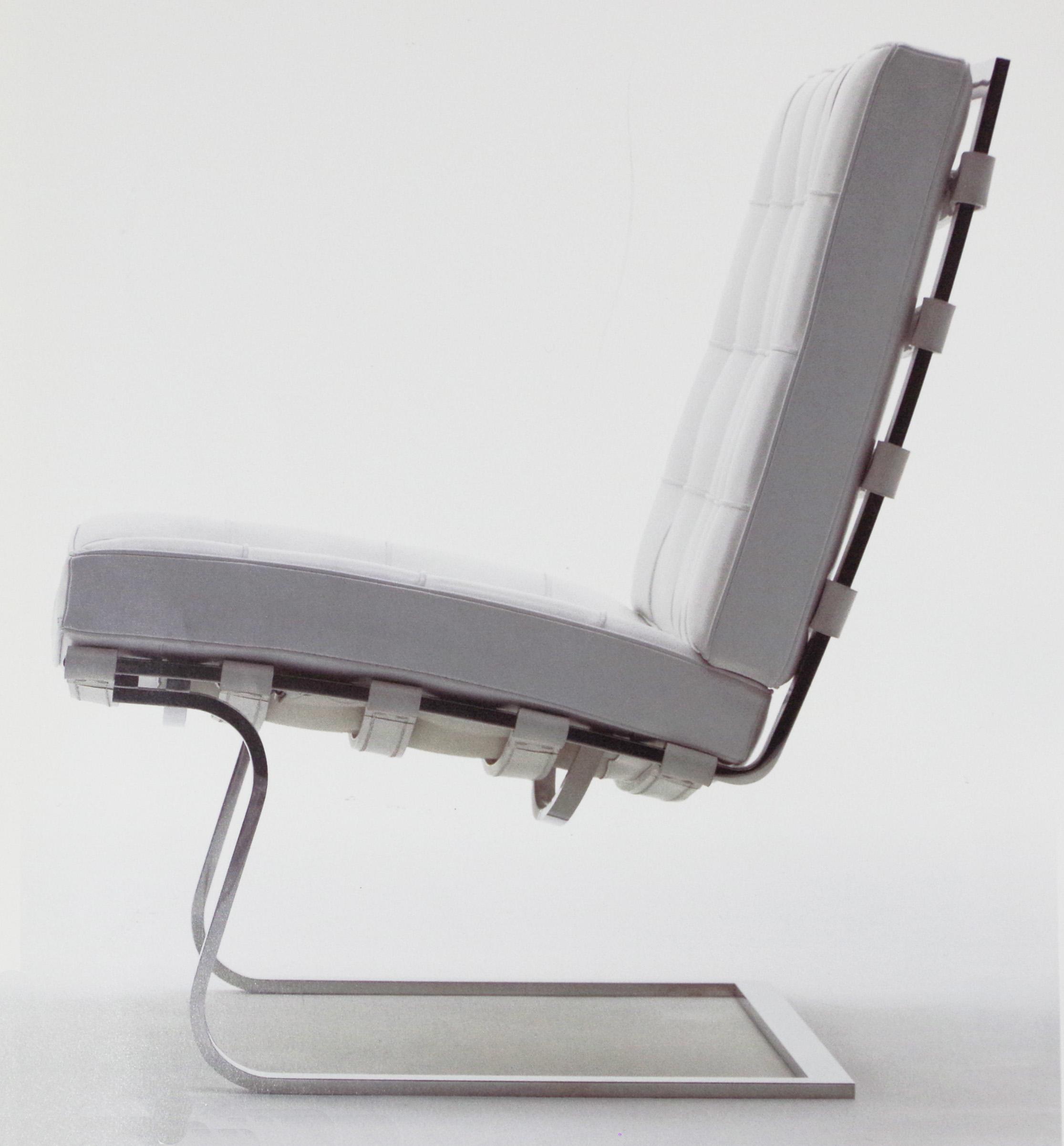 椅子を横から見た写真