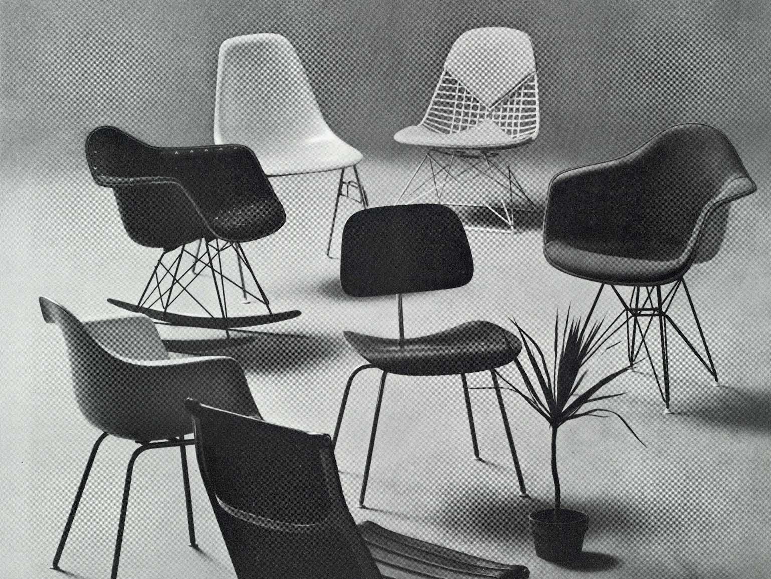 ヴィンテージのハーマンミラー家具