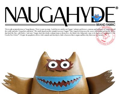 ナウガのロゴ