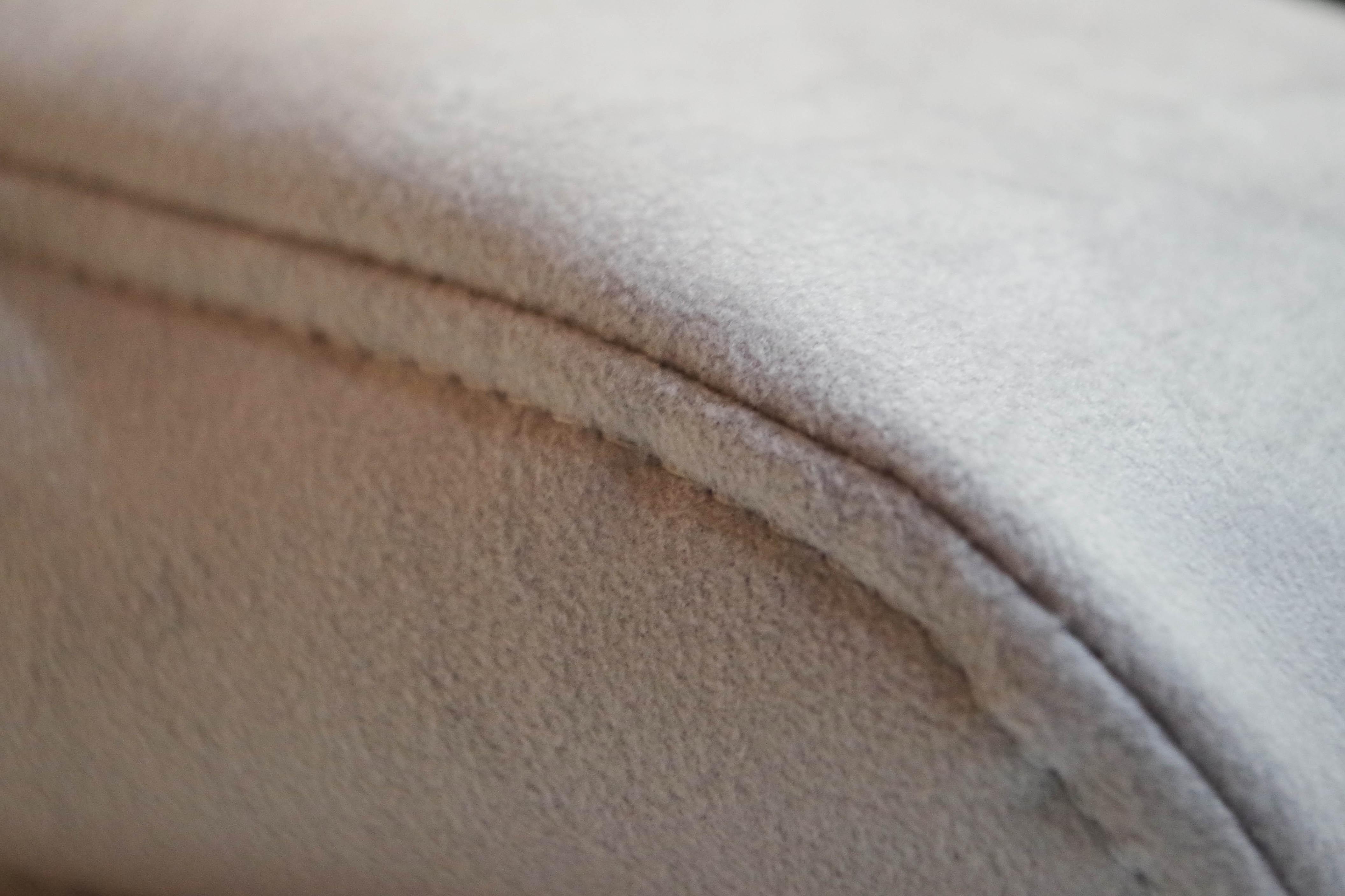縫製のアップ