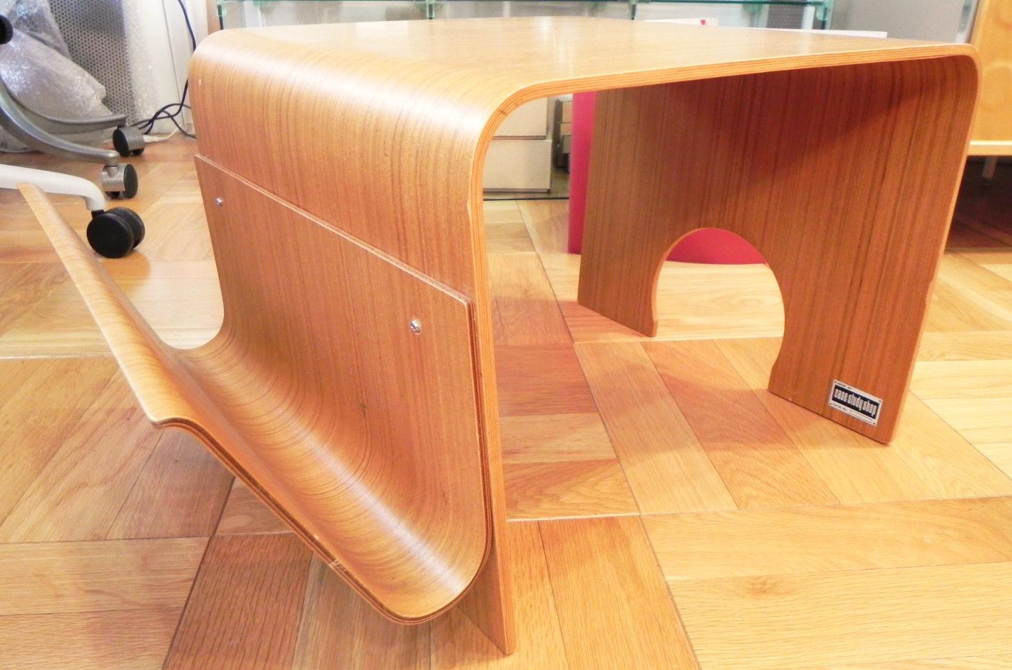 実物のエレファントテーブル