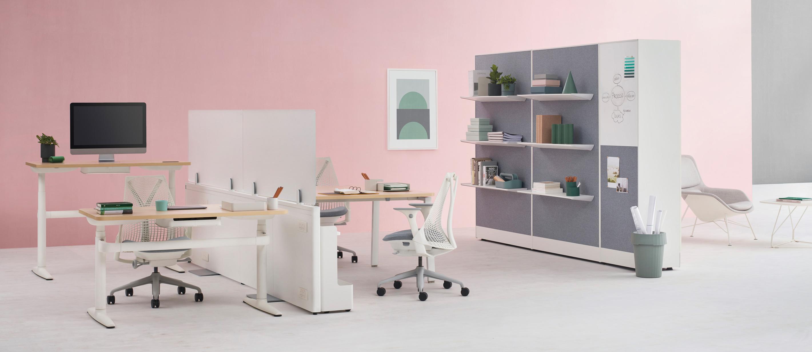 セイルチェアのオフィスデザイン