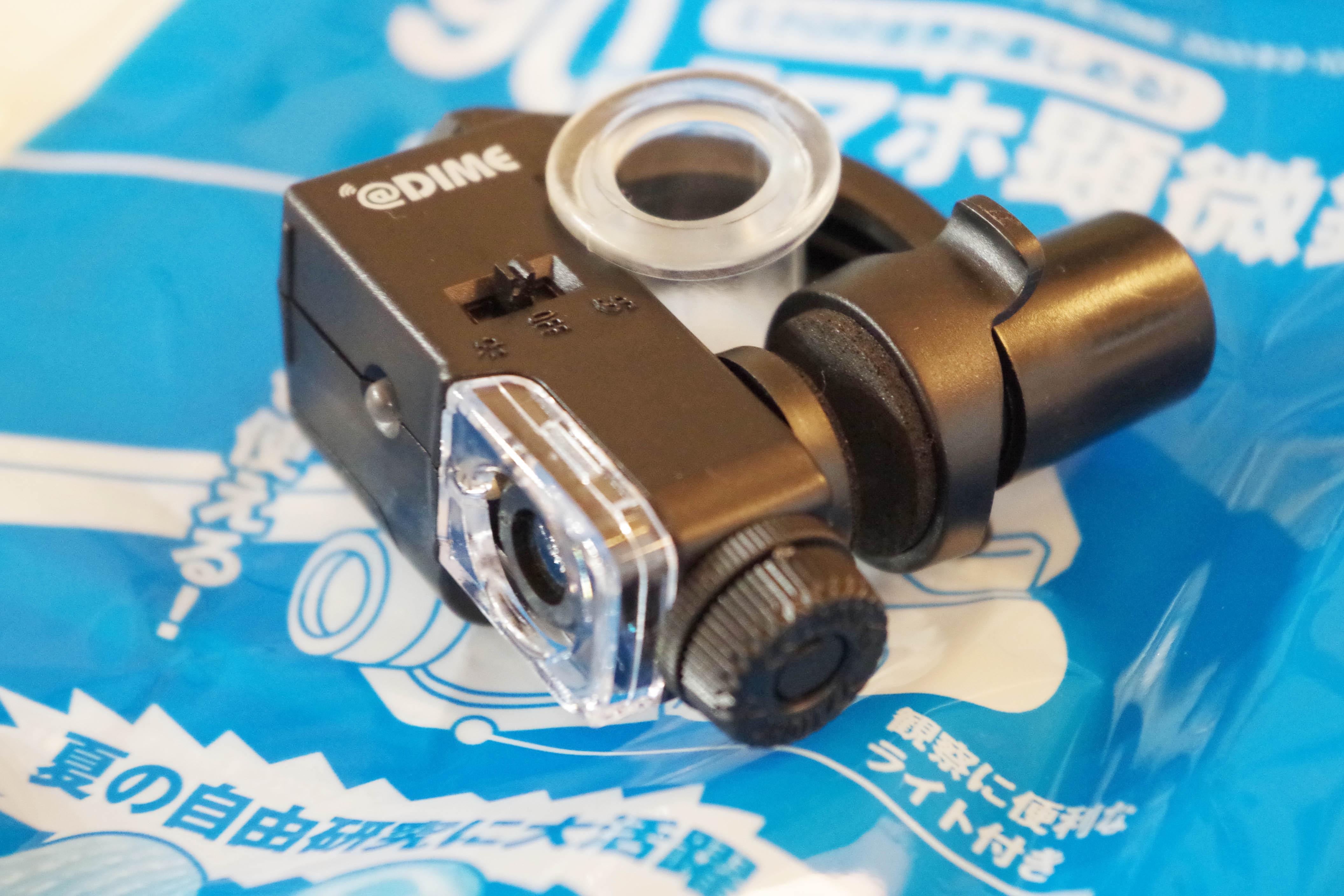 スマホ顕微鏡