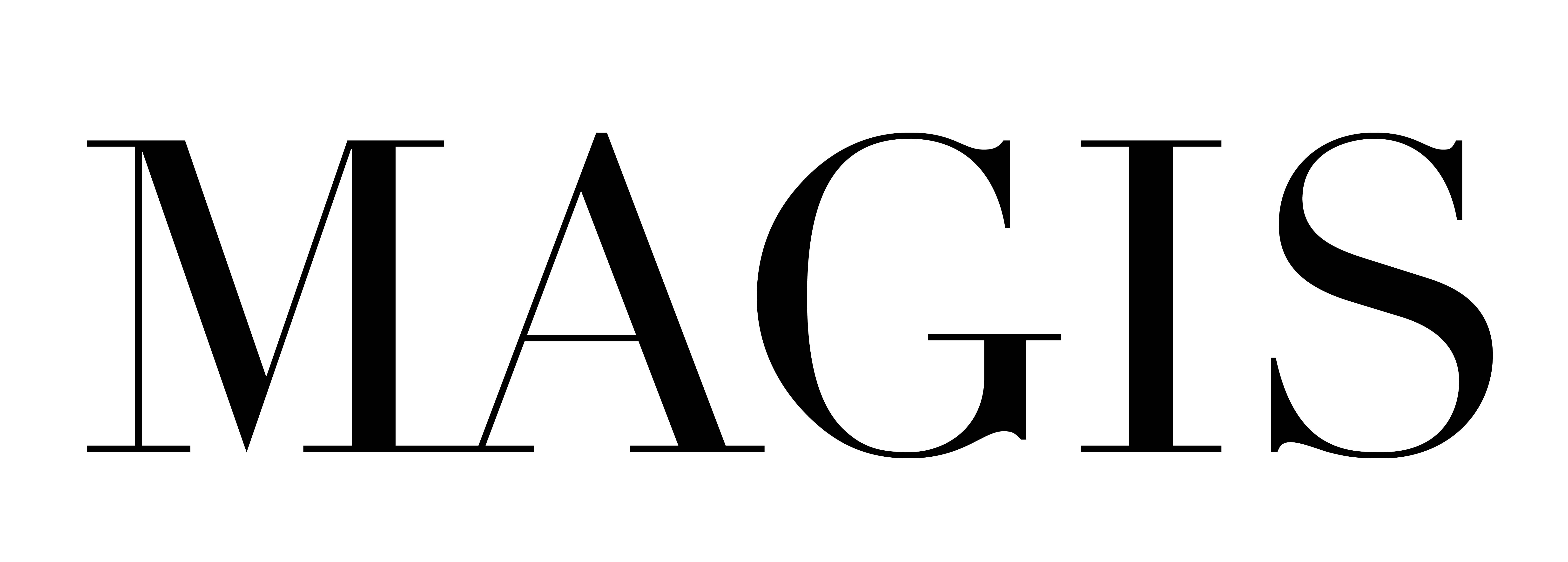 MAGISのロゴ
