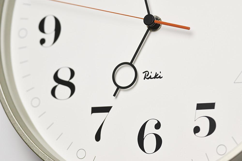 riki ring clockアップ