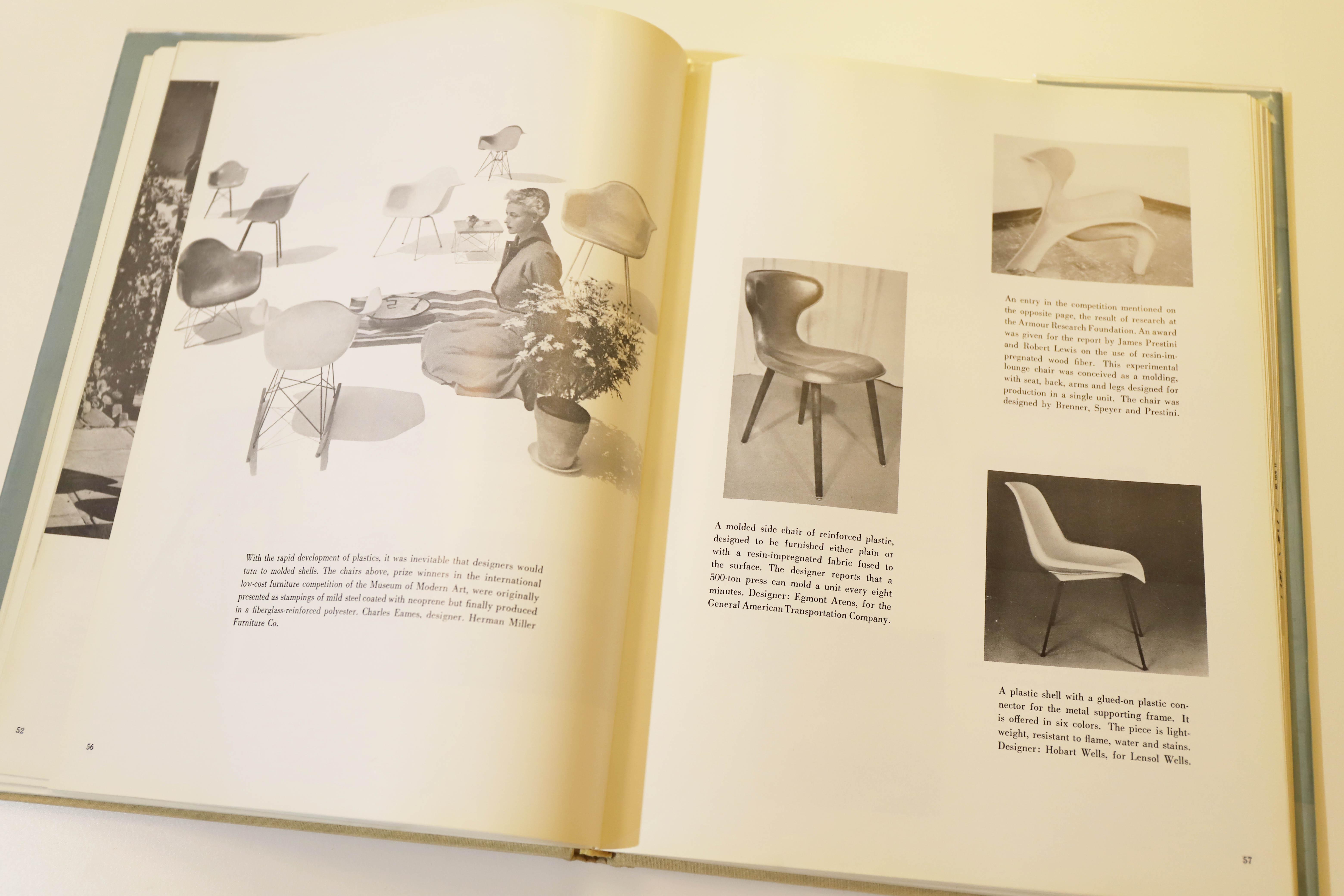 椅子の紹介ページ