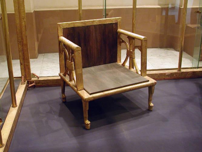 ヘテプヘレスの椅子