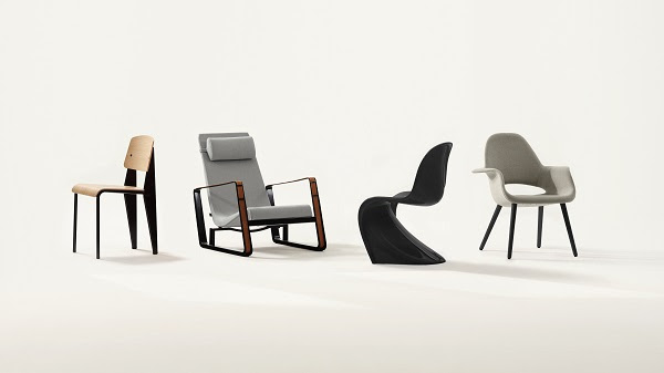 The Original is by Vitra
