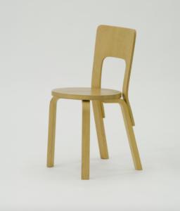 ミニチュアの椅子