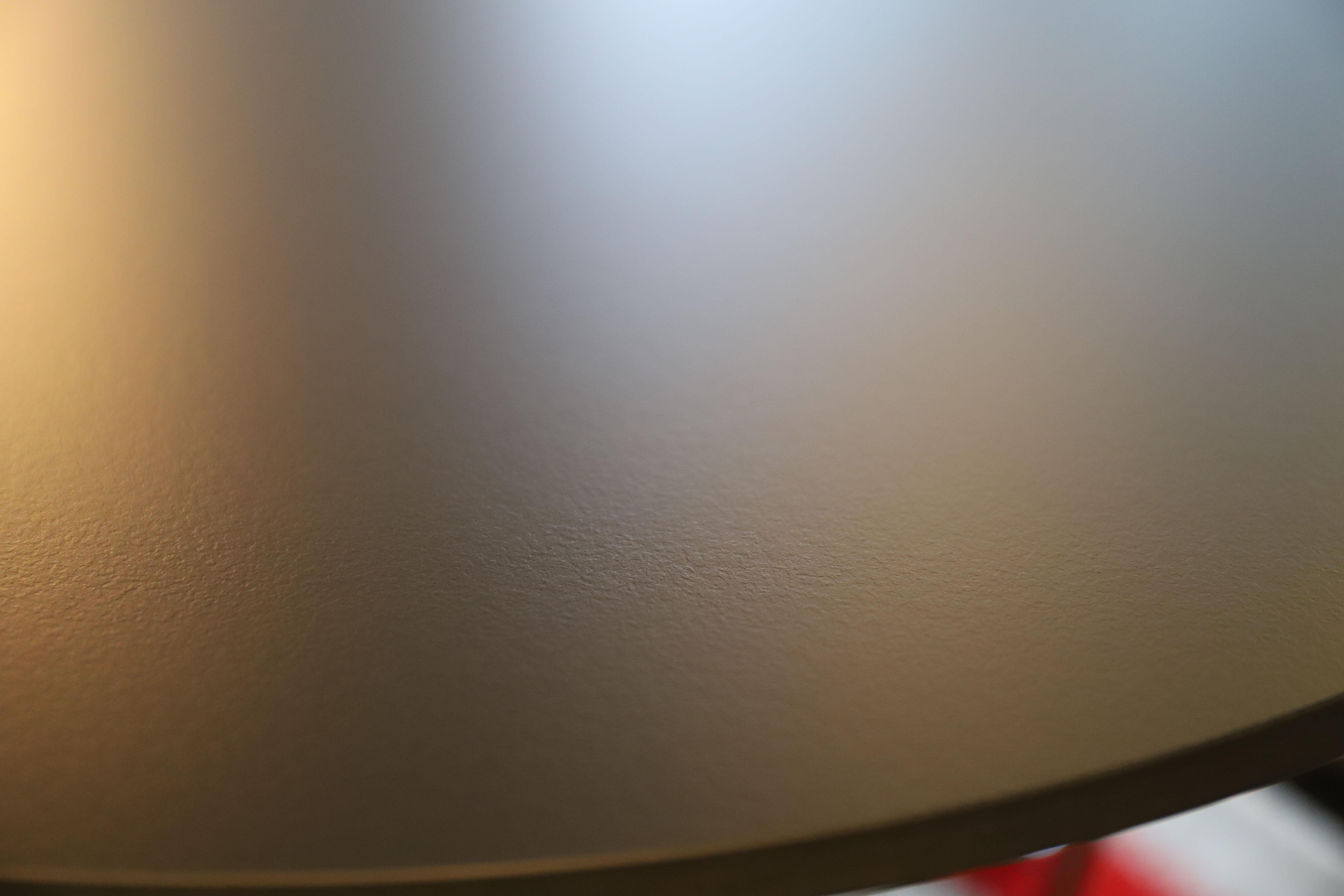 HPL天板のアップ