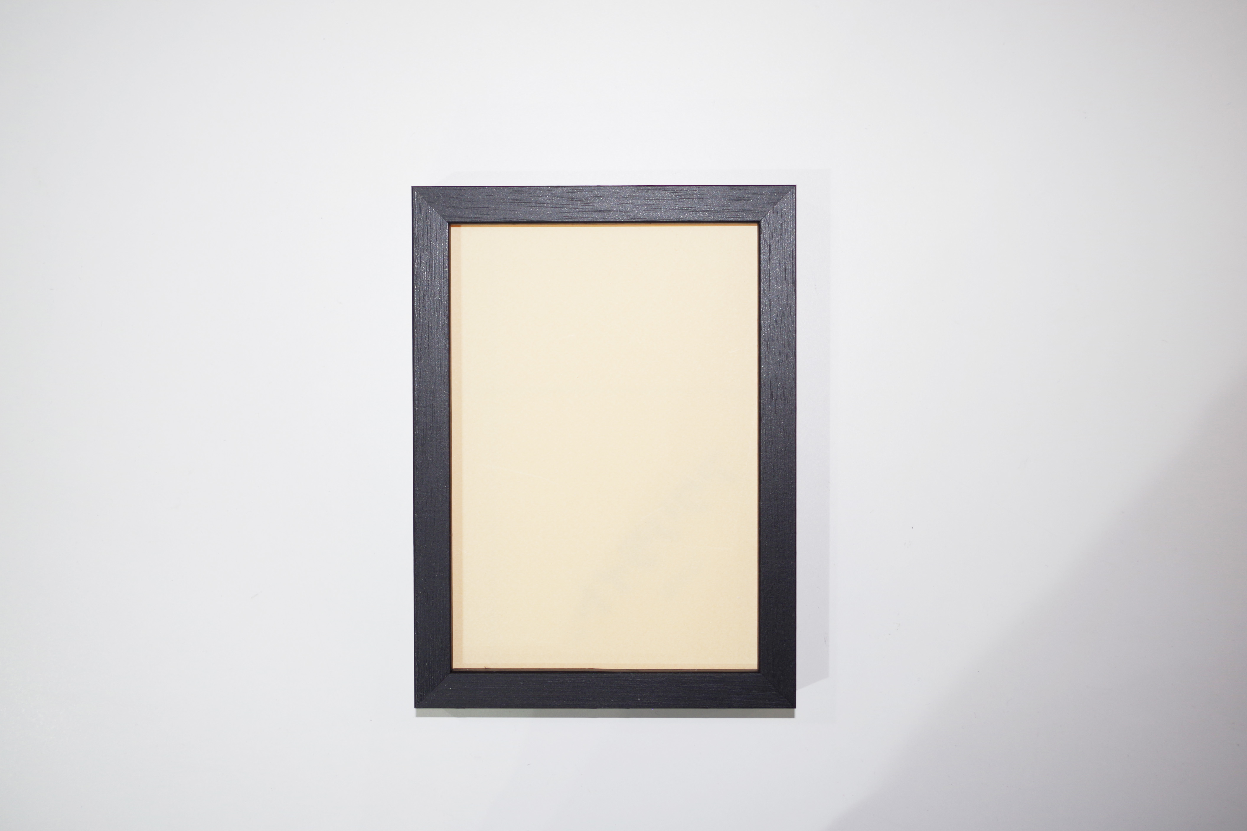ポストカードフレームの実物の写真